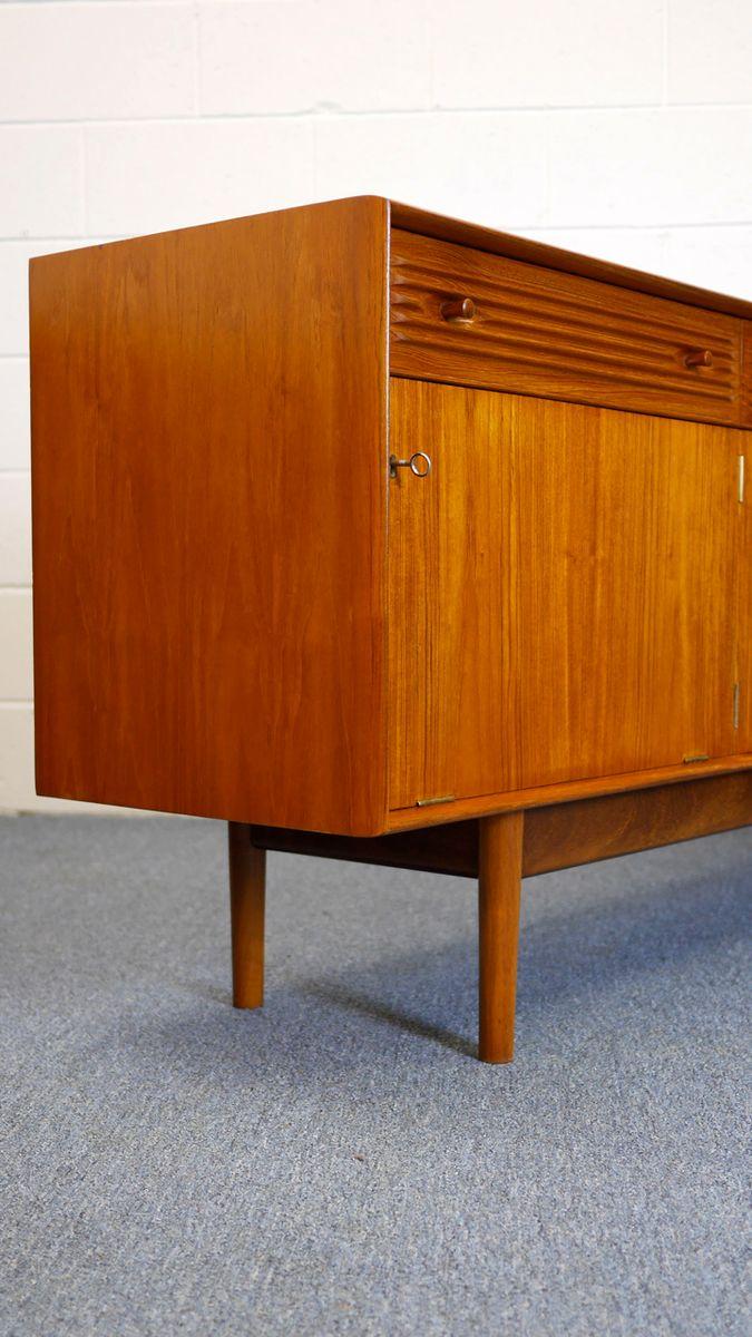 sideboard 4 m british teak sideboard by m d walker for dalescraft 1964