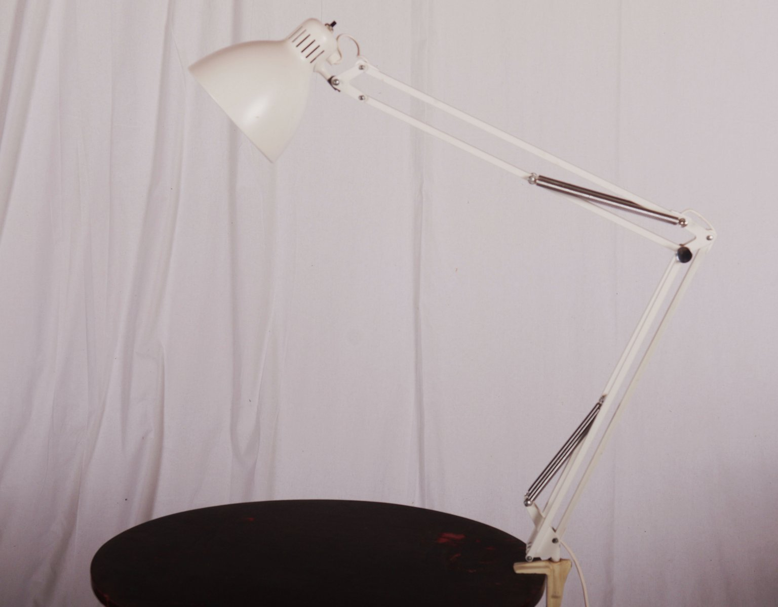 white desk lamp from luxo s for sale at pamono - white desk lamp from luxo s