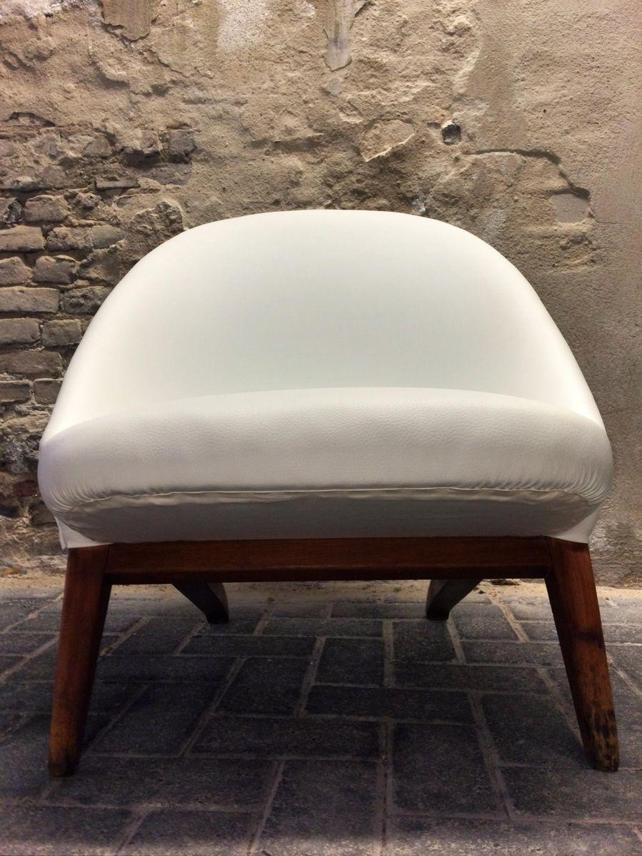 lounge stuhl von theo ruth f r artifort 1958 bei pamono. Black Bedroom Furniture Sets. Home Design Ideas