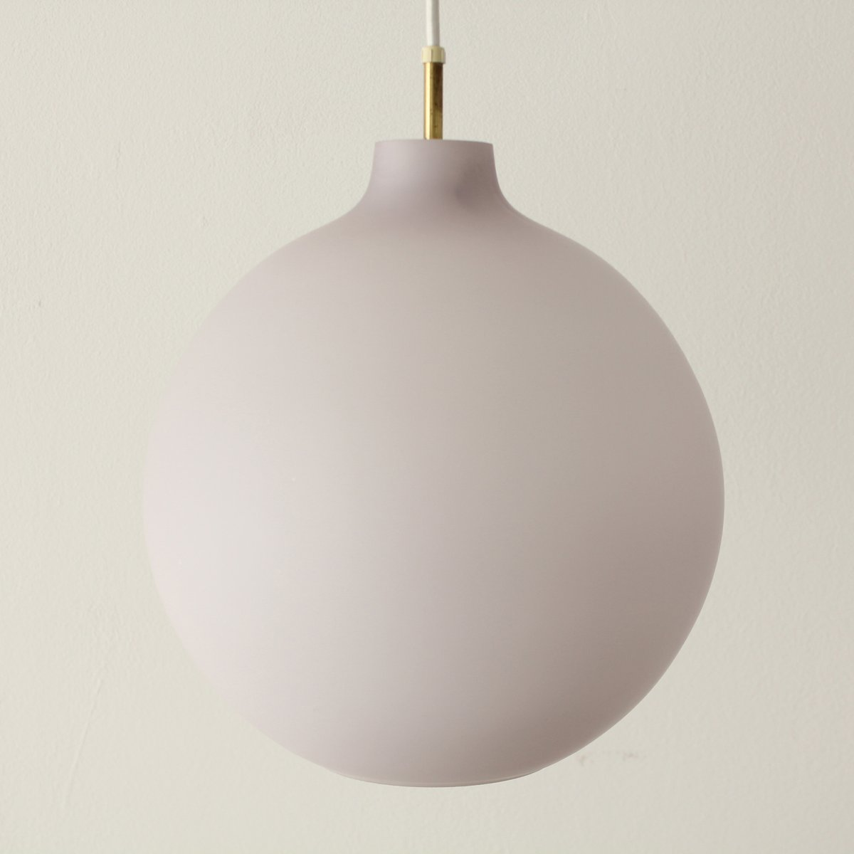 Danish Modern Pendant Lamp By Vilhelm Wohlert For Louis