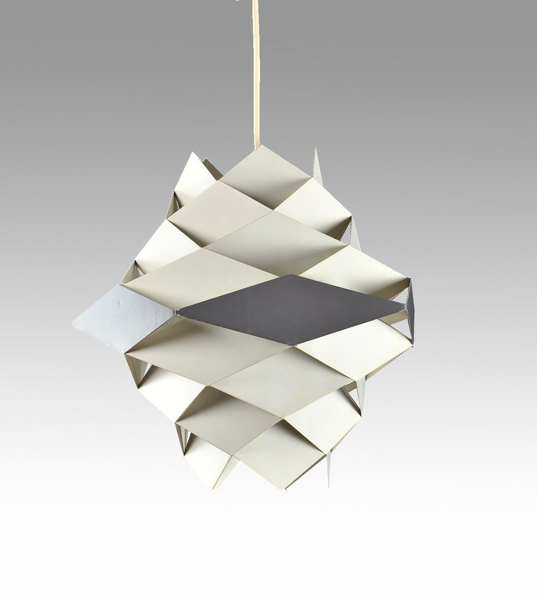 Symfony Pendant Lamp By Preben Dahl For HF Belysning For