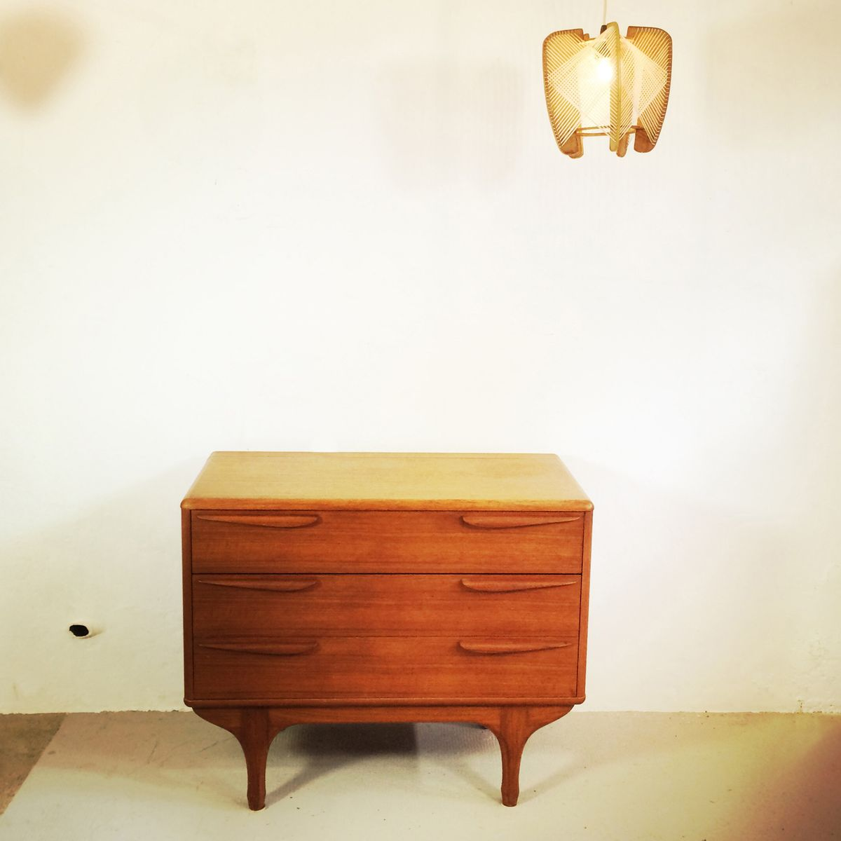 French chest of drawers from meubles tv 1950s for sale at for Meuble for french furniture
