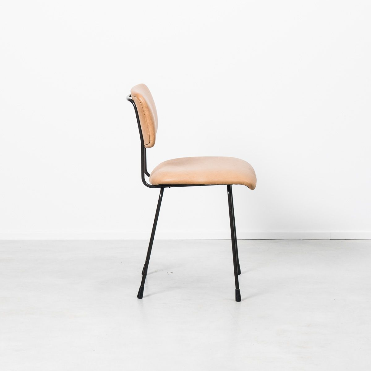 Niederl ndischer 1262 stuhl von w h gispen f r cordemeijer for Stuhl design holland