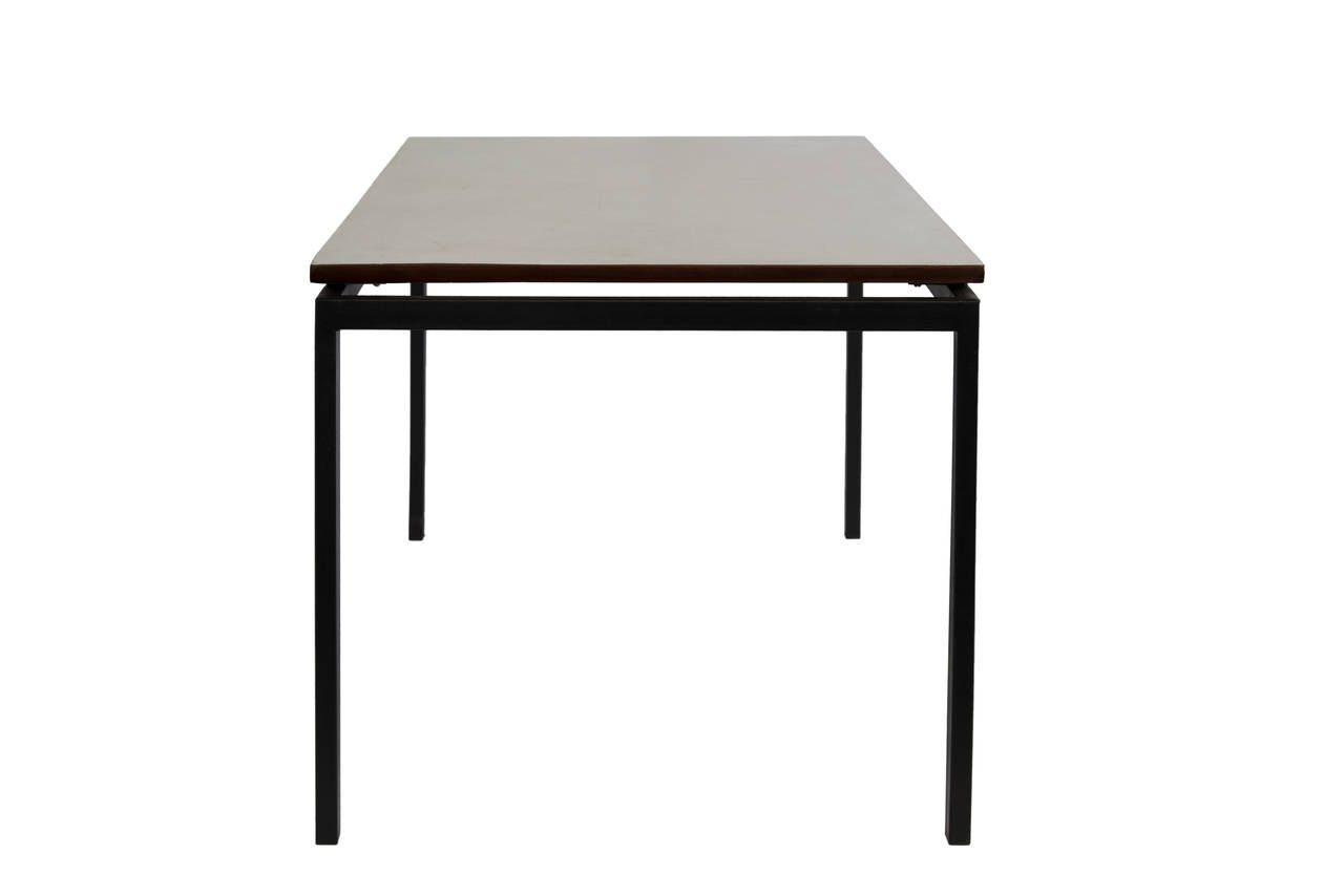cit cansado table by charlotte perriand for steph simon 1958 for sale at pamono. Black Bedroom Furniture Sets. Home Design Ideas