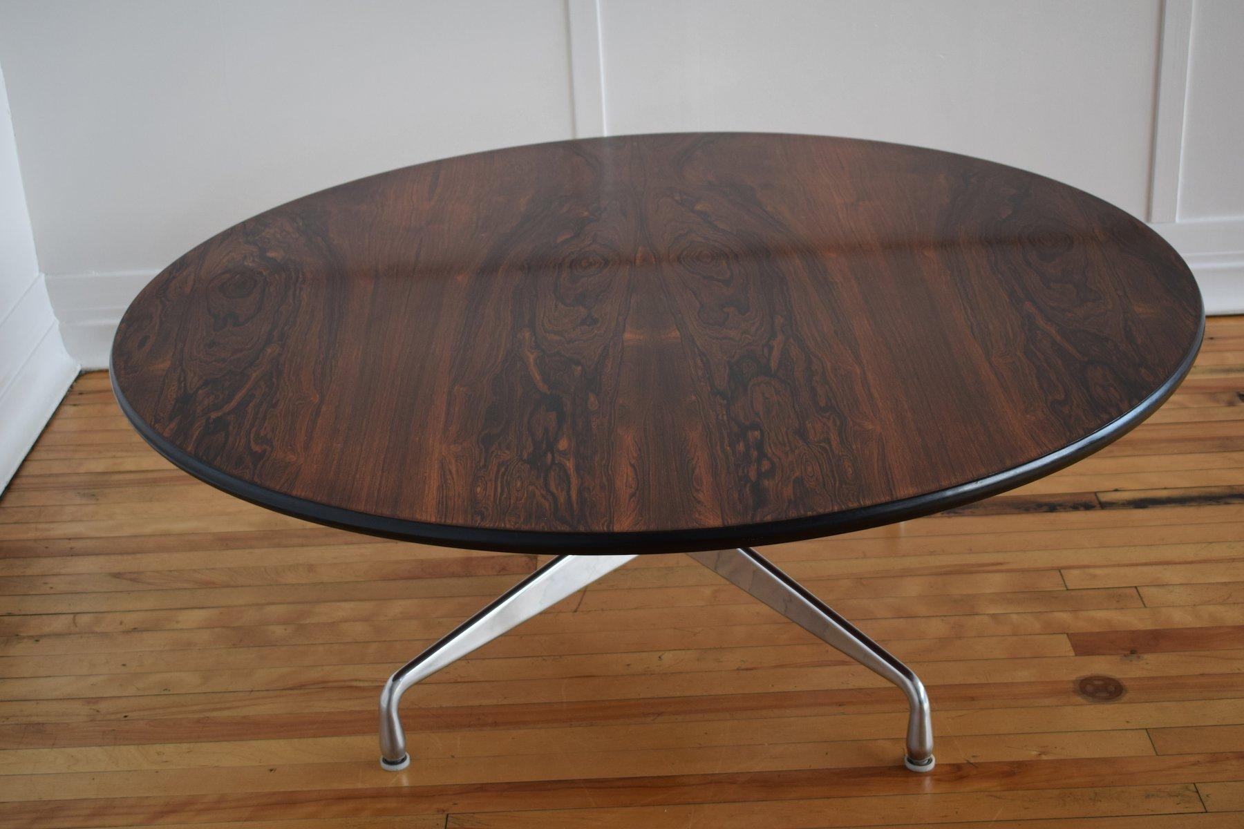 Palisander Couchtisch von Charles & Ray Eames für Herman