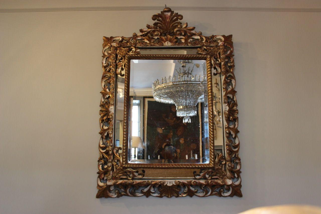 Miroir florentin en vente sur pamono for Miroir vente