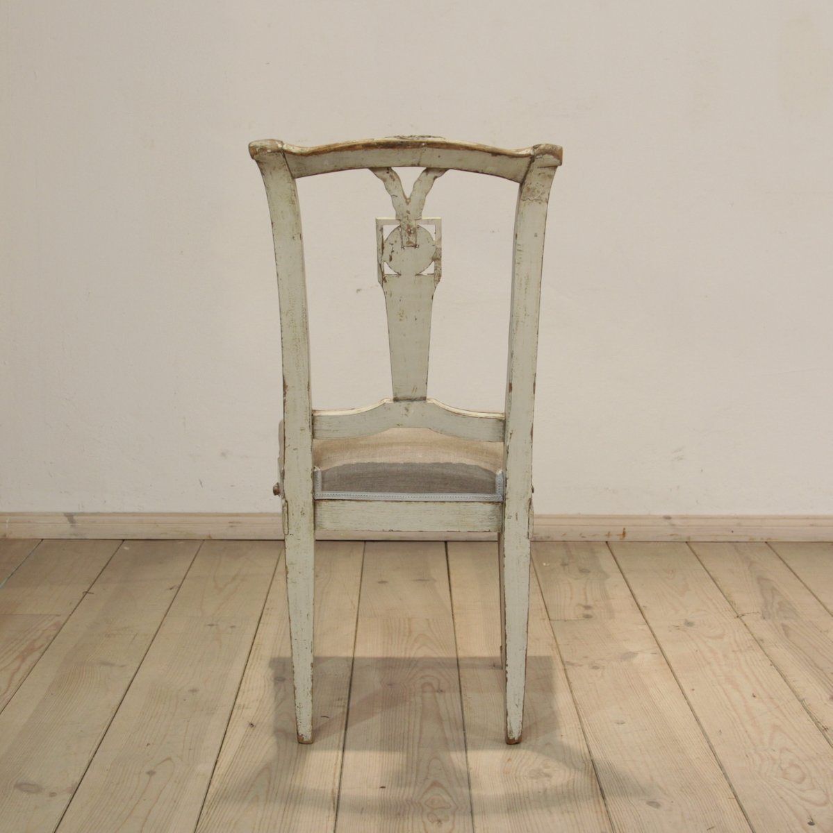 Antique italian louis xvi chair for sale at pamono for Chair in italian