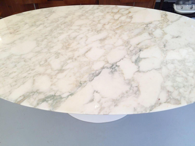 Marmor Esstisch ~ Marmor Esstisch von Eero Saarinen für Knoll bei Pamono kaufen