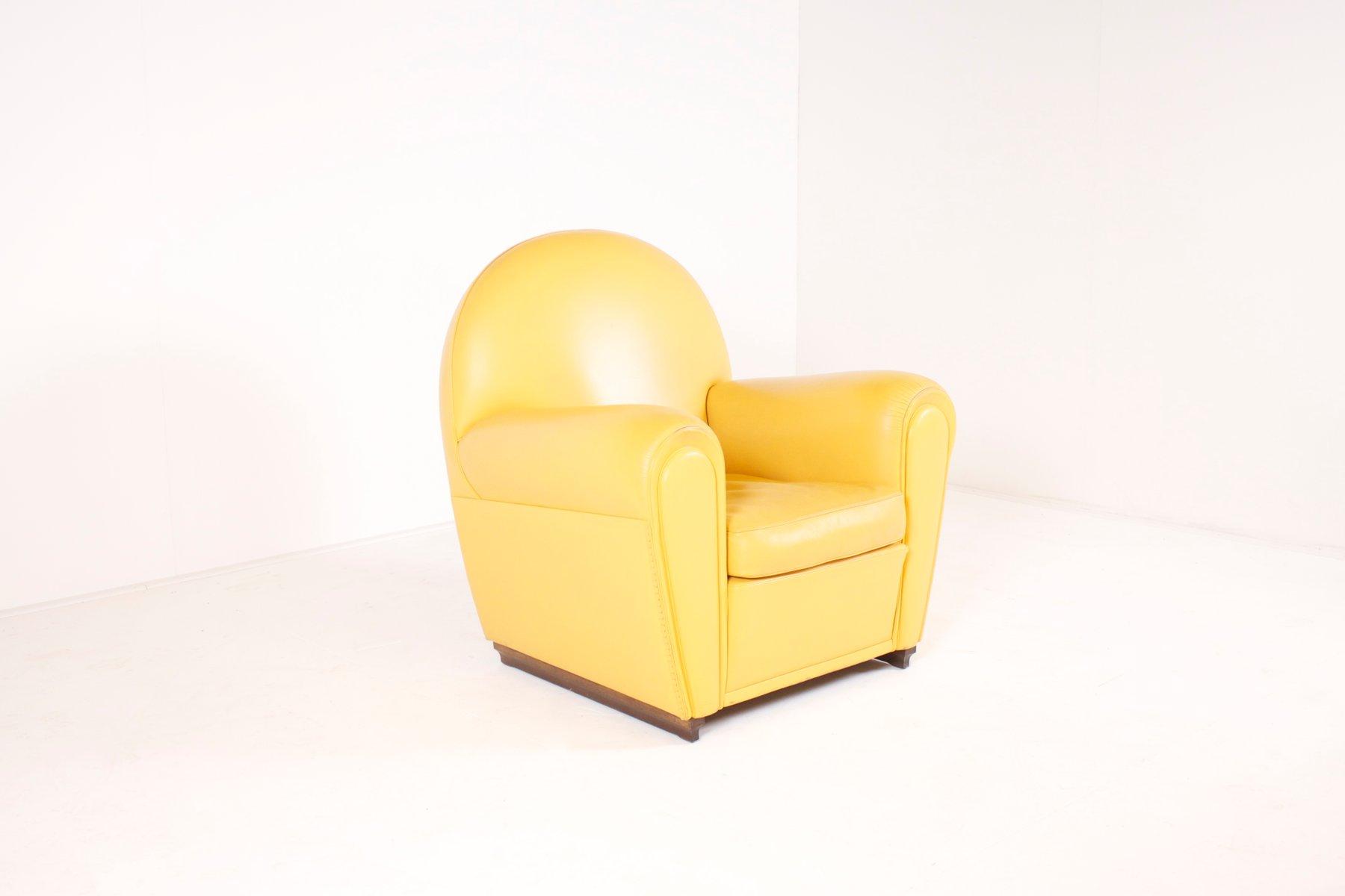 Italian Vanity Fair Armchair By Renzo Frau For Poltrona Frau