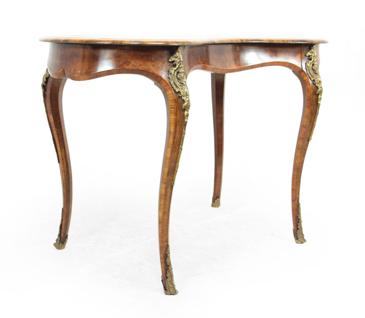 Kidney Shaped Ladies Writing Table 1860s For Sale At Pamono