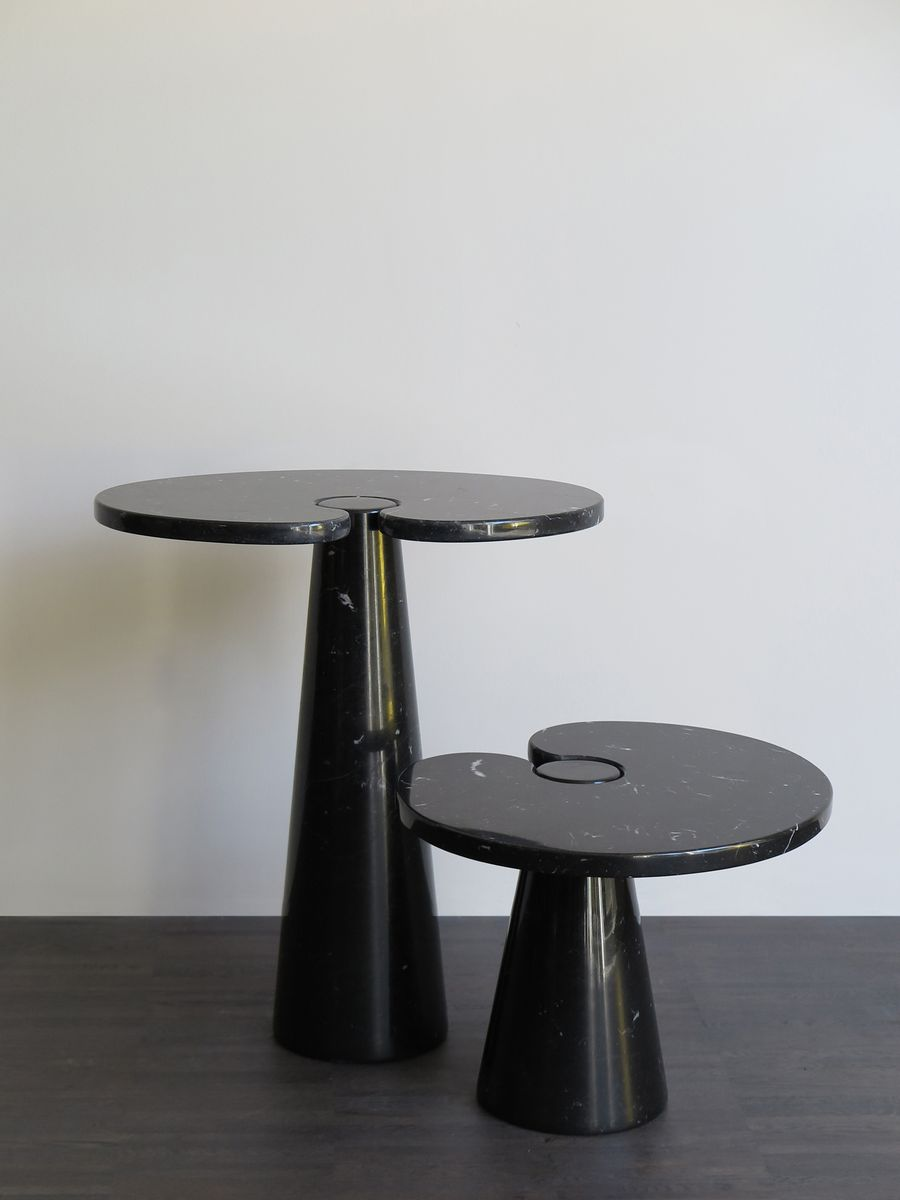 italienische vintage eros couchtische von angelo. Black Bedroom Furniture Sets. Home Design Ideas