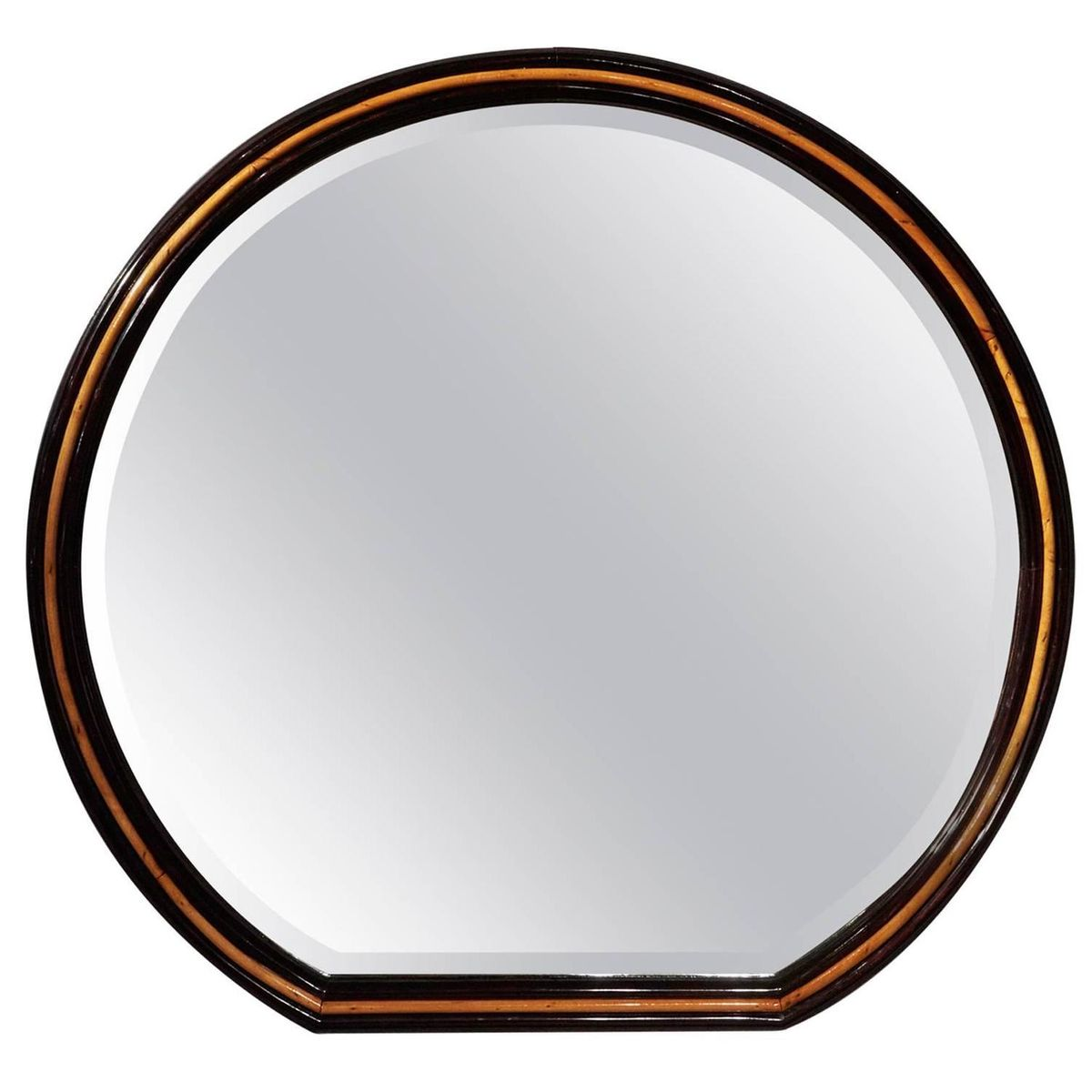 Miroir art d co en fr ne 1930 en vente sur pamono for Miroir art deco 1930