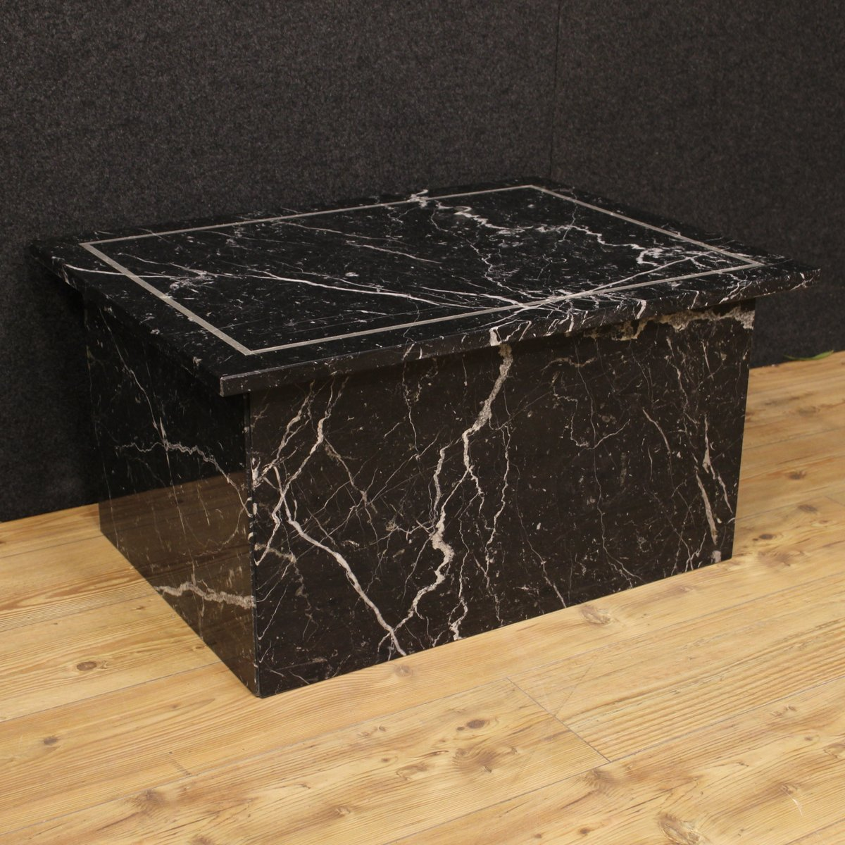 Marble Coffee Table Ireland: Belgian Marble Coffee Table For Sale At Pamono