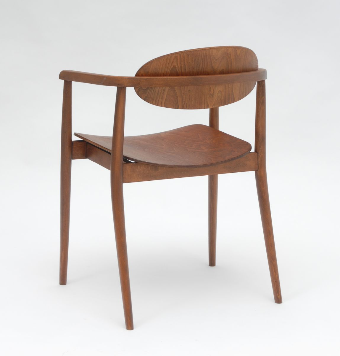 Wooden chairs with armrest - Sold Out