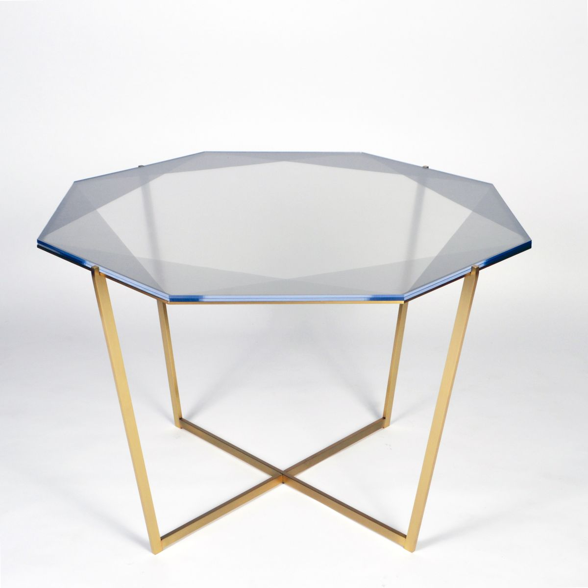 Octagonal Gem Dining Table by Debra Folz Design for sale  : octagonal gem dining table by debra folz design 3 from www.pamono.co.uk size 1200 x 1200 jpeg 45kB