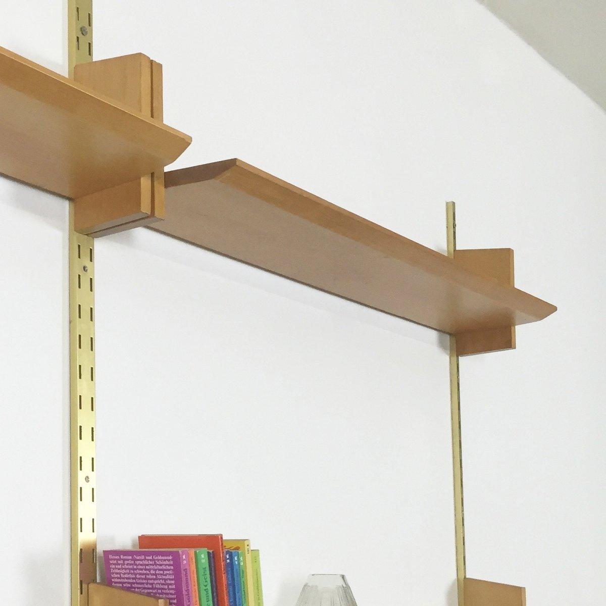 wk 192 modular shelf by dieter reinhold for wk m bel. Black Bedroom Furniture Sets. Home Design Ideas