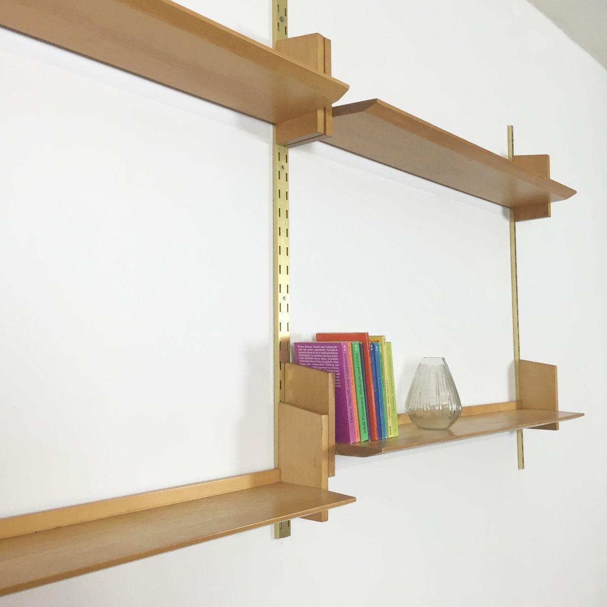 wk 192 modulares regal von dieter reinhold f r wk m bel 1950er bei pamono kaufen. Black Bedroom Furniture Sets. Home Design Ideas