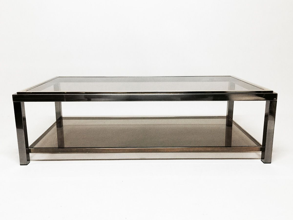 Table basse de roche bobois france 1970s en vente sur pamono - Roche bobois table basse ...