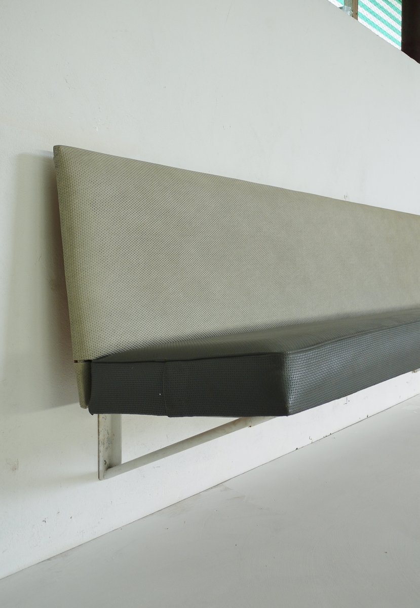 Wall Mounted Bench By Aldo Van Eyck 1950s For Sale At Pamono