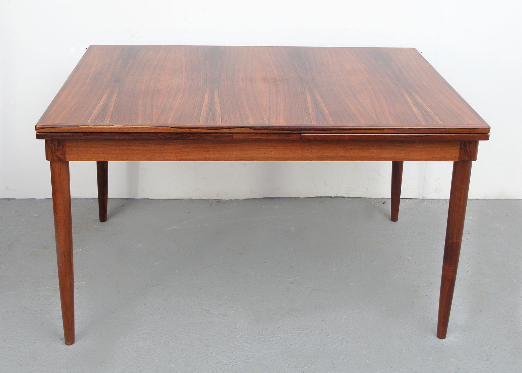 Table de salle manger en palissandre par niels o m ller for Table pour salle a manger design