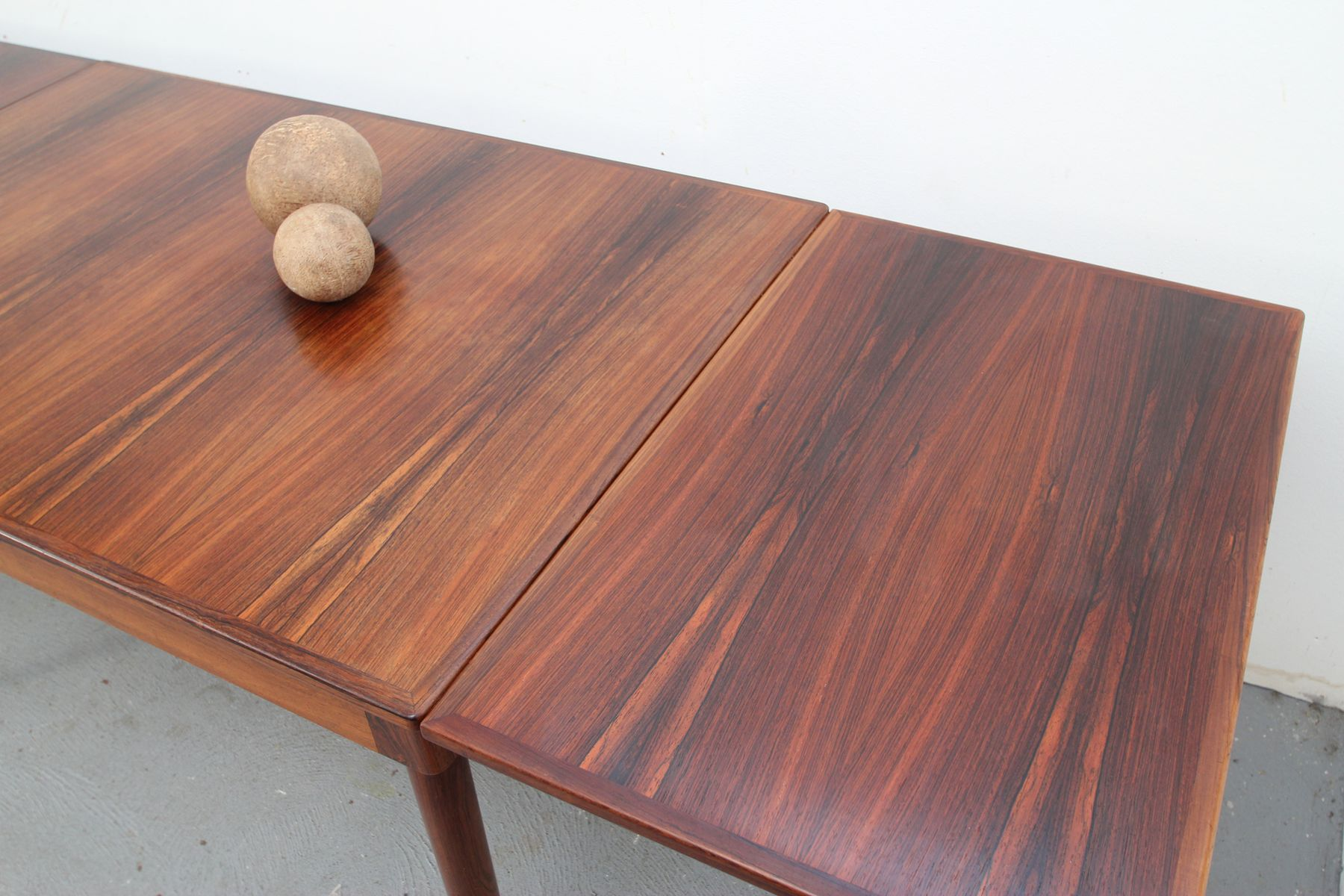 Möller Design rosewood dining table by niels o møller for möller design 1960s for sale at pamono