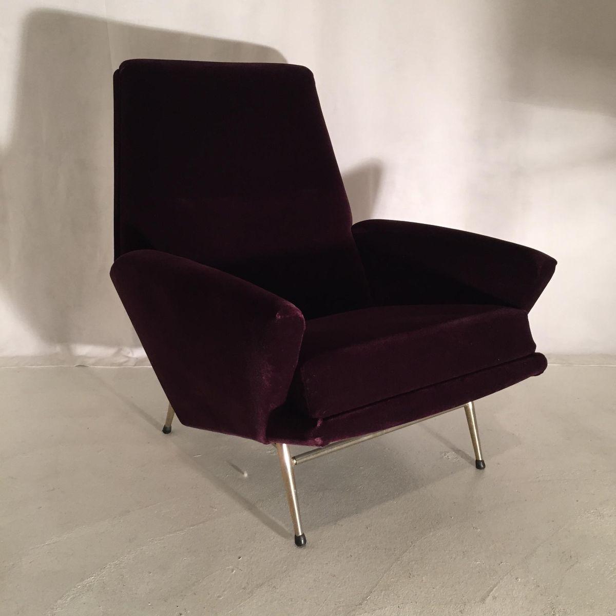 franz sischer mid century sessel von guy besnard bei pamono kaufen. Black Bedroom Furniture Sets. Home Design Ideas