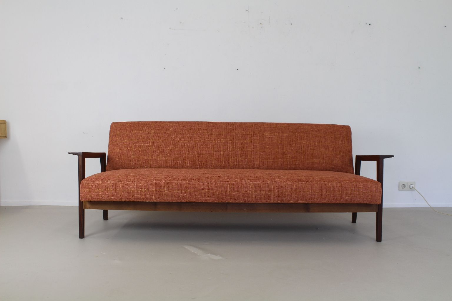 Mid Century Scandinavian Style Three Seater Sofa For Sale At Pamono