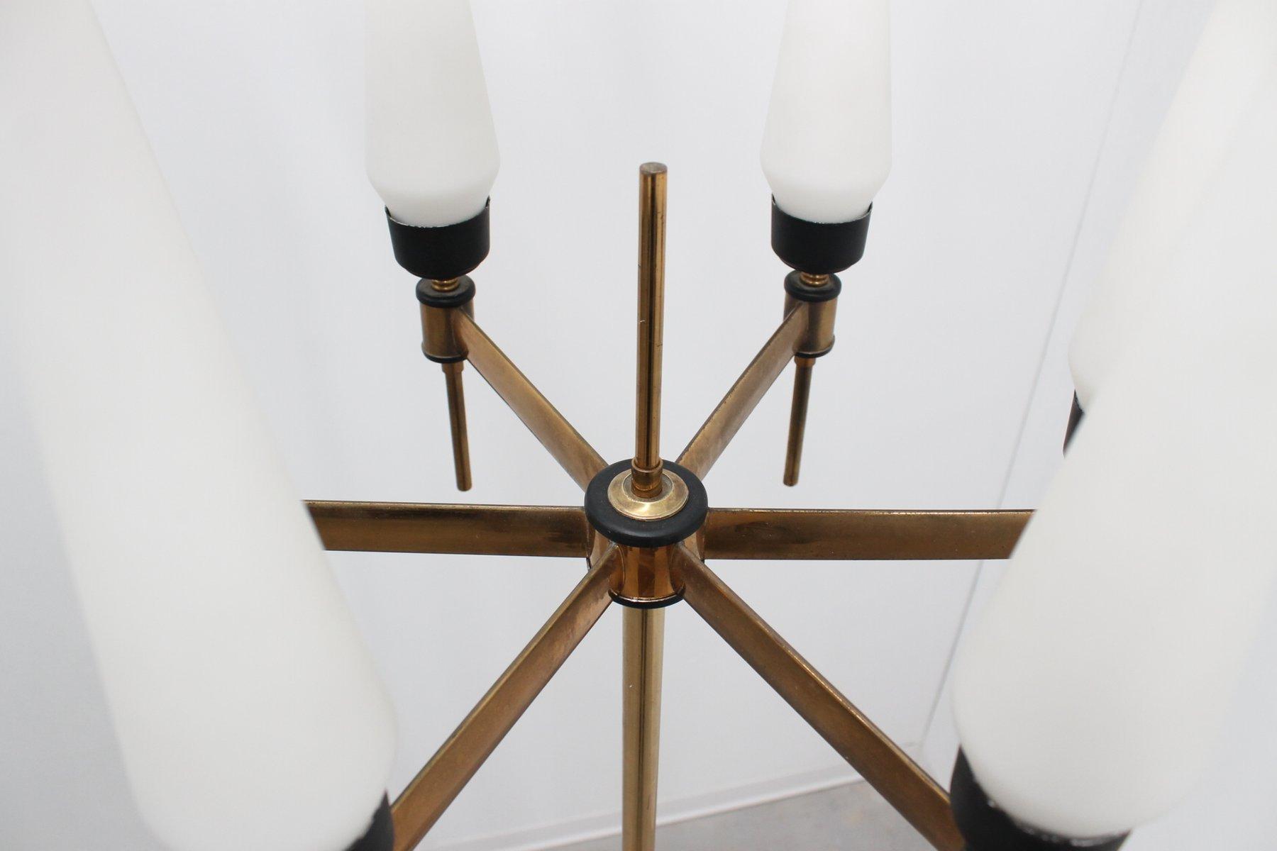 lampadaire 6 lampes