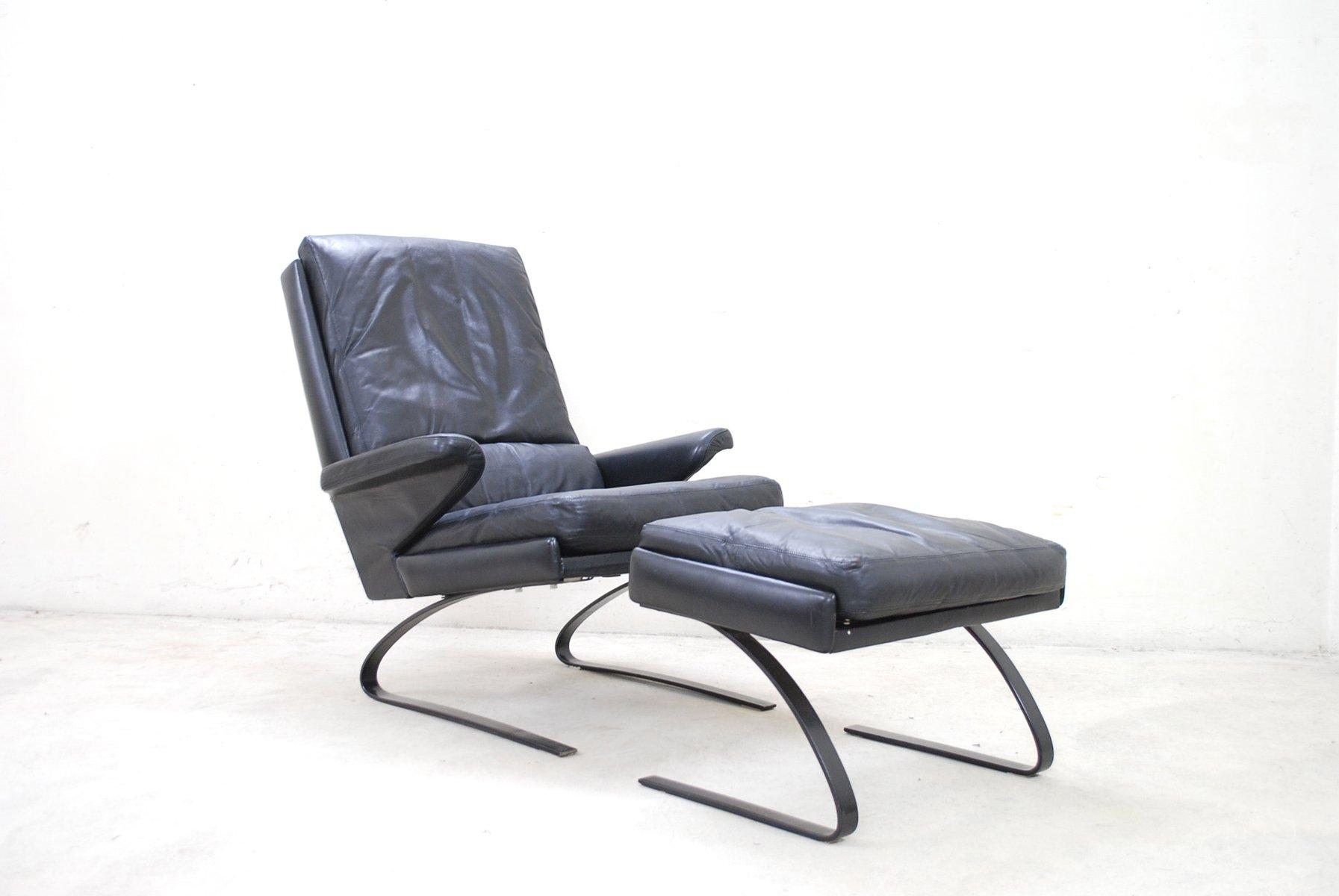 Malerisch Ottomane Recamiere Das Beste Von Black Swing Lounge Chair Amp Ottoman By
