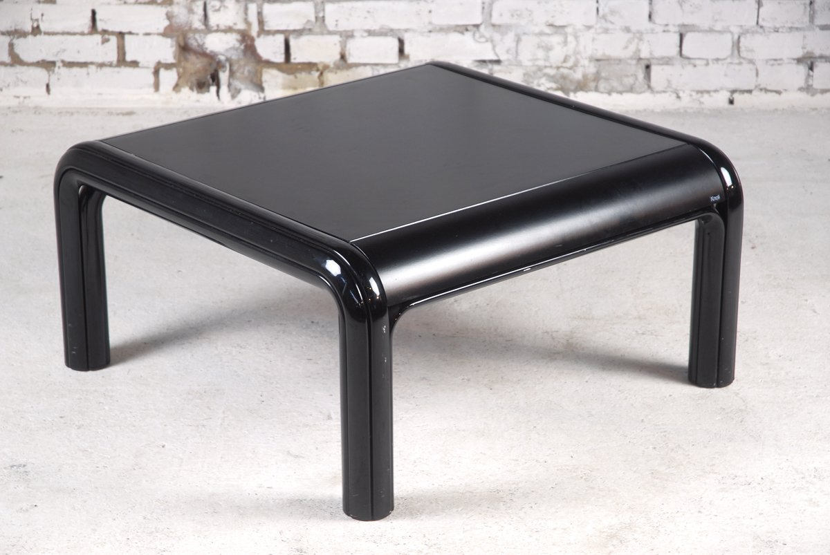 Vintage Coffee Table By Gae Aulenti For Knoll For Sale At Pamono