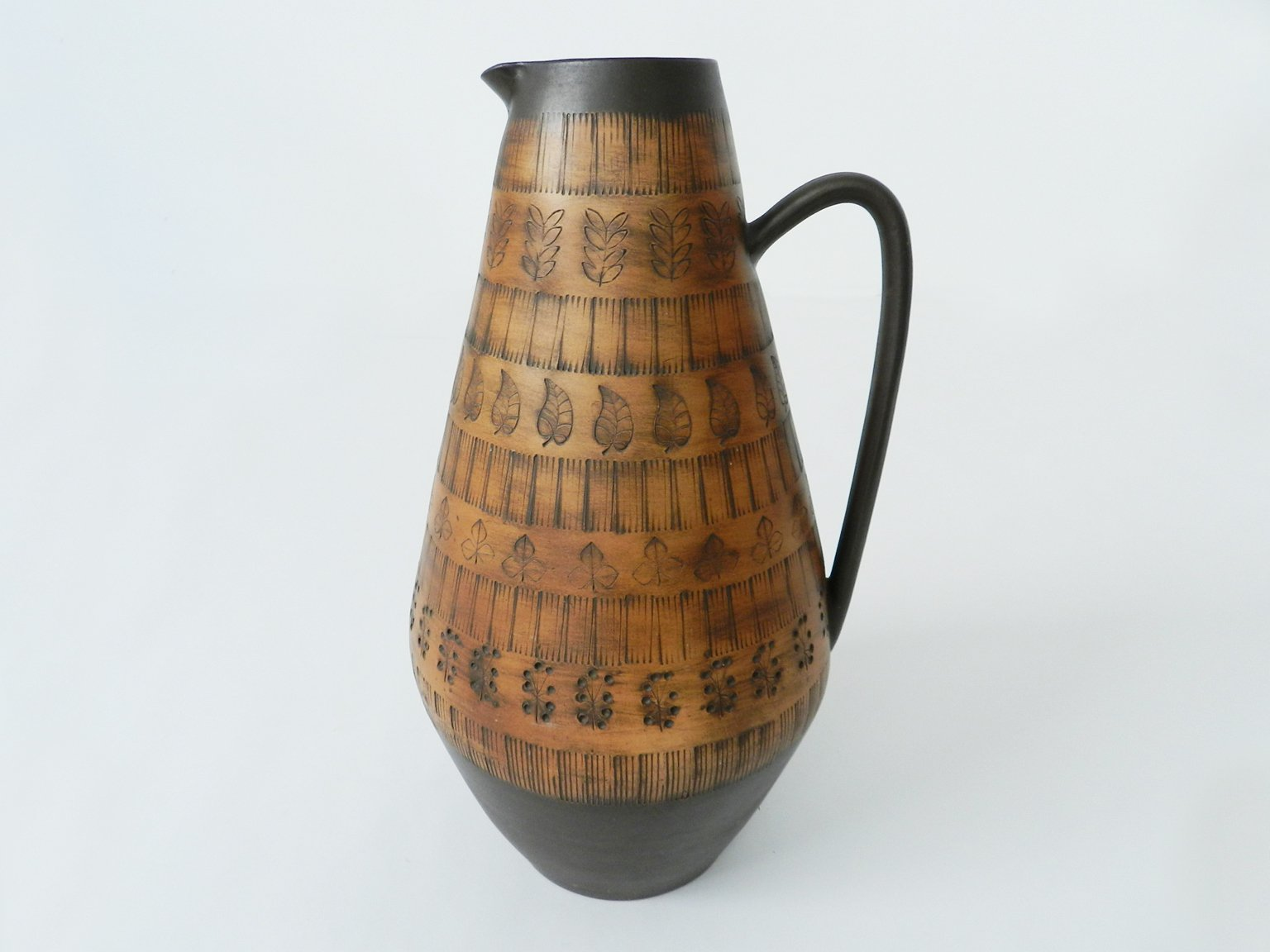 big ceramic vase by frick for sale at pamono - big ceramic vase by frick