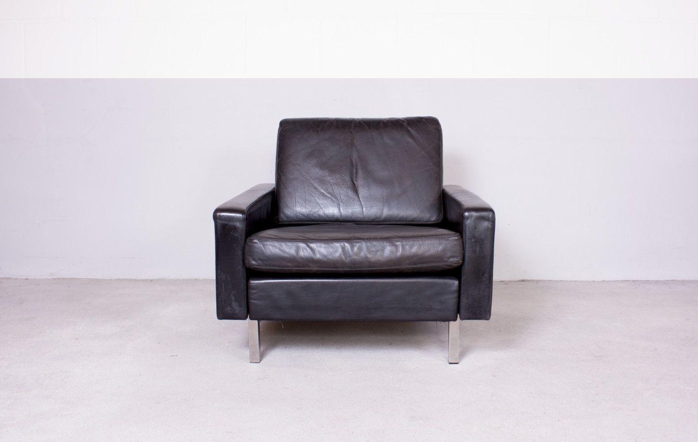 deutscher consenta lounge stuhl von friedrich wilhelm m ller f r cor sitzm bel 1960er bei. Black Bedroom Furniture Sets. Home Design Ideas