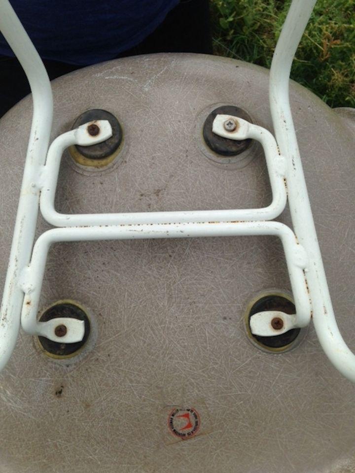 vintage herman miller chairs eBay