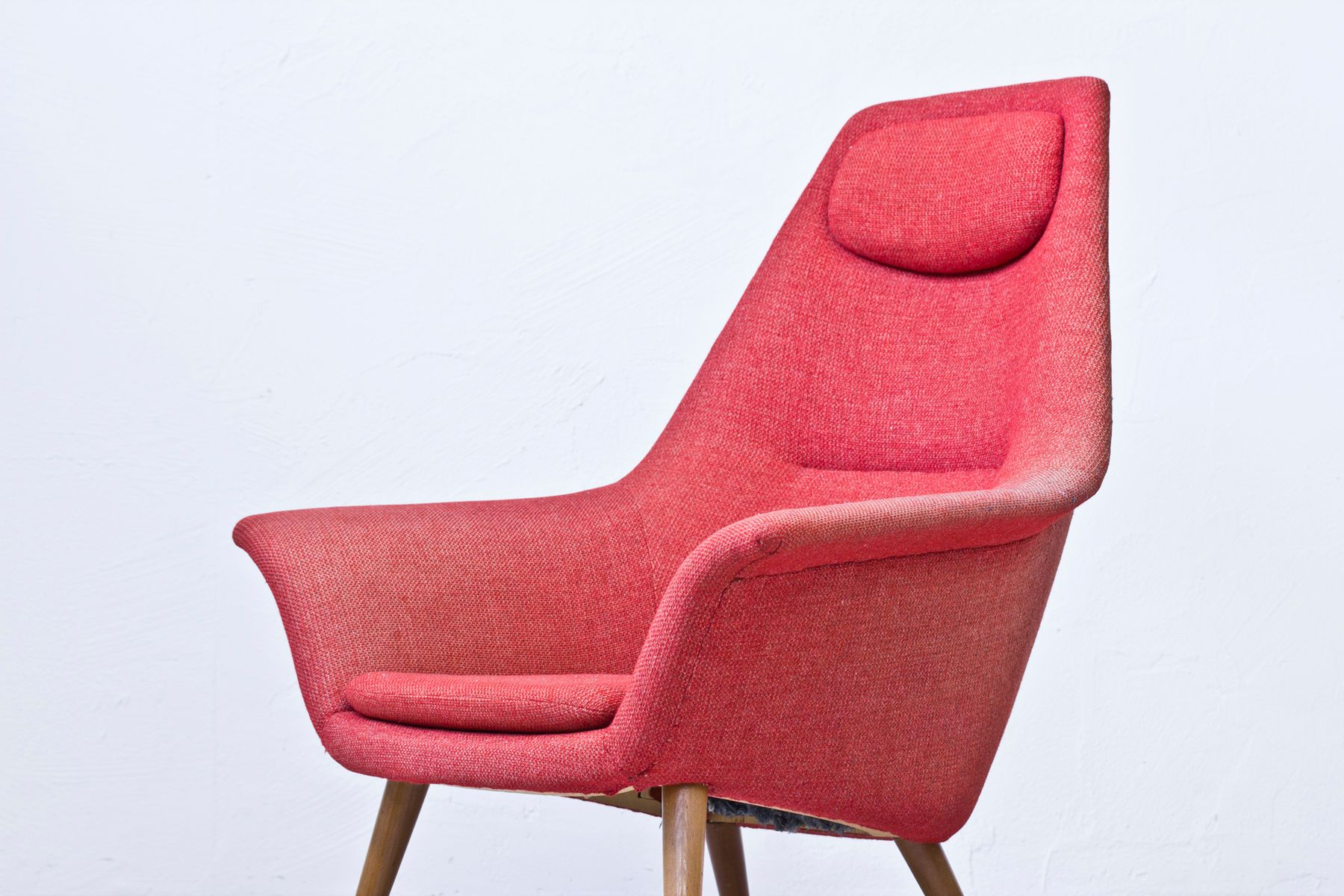 Butterfly Lounge Chair by Torbjørn Afdal for Bjarne Hansen 1950s for sale at