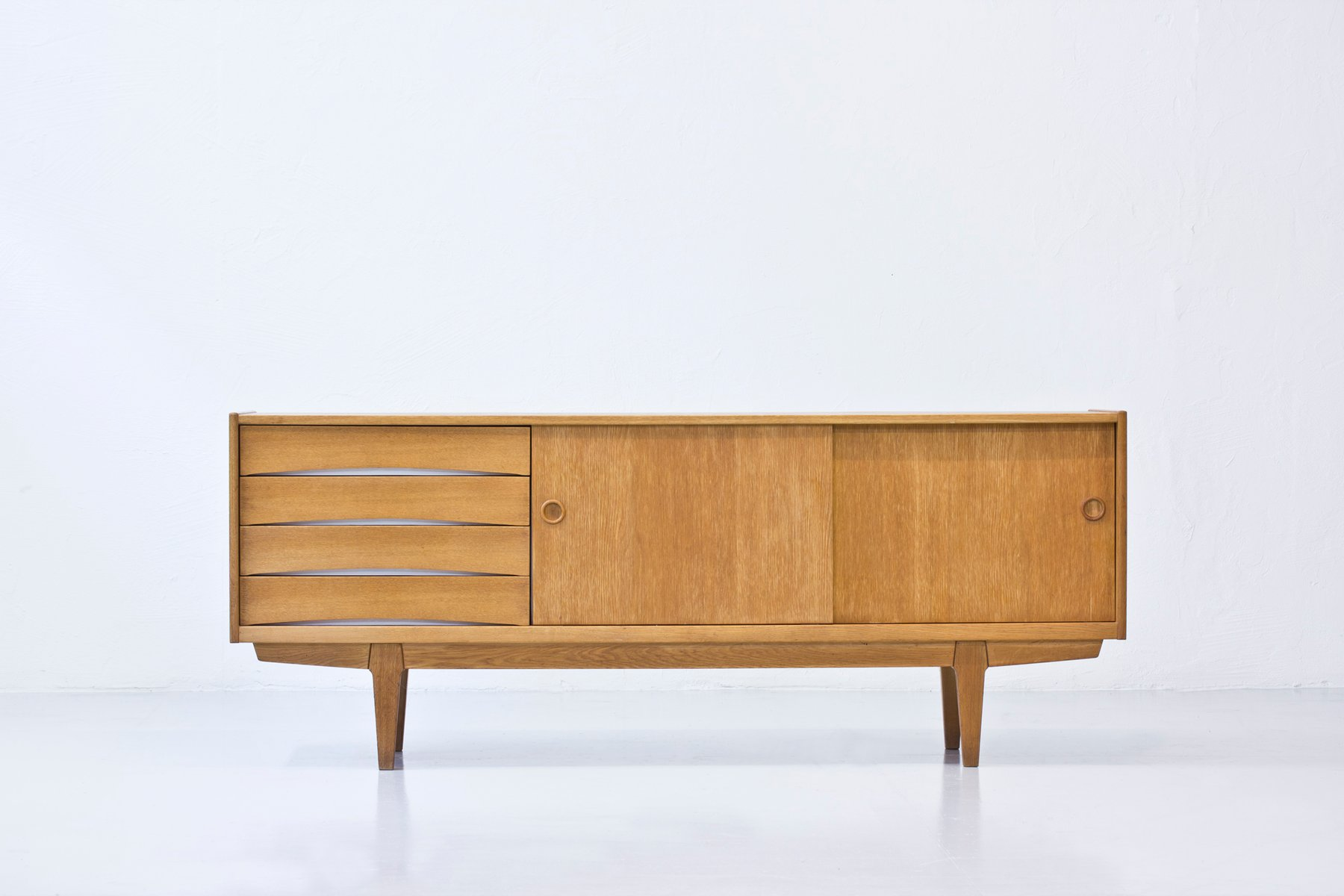 ulv sideboard by eric w rtz for ikea 1950s for sale at. Black Bedroom Furniture Sets. Home Design Ideas