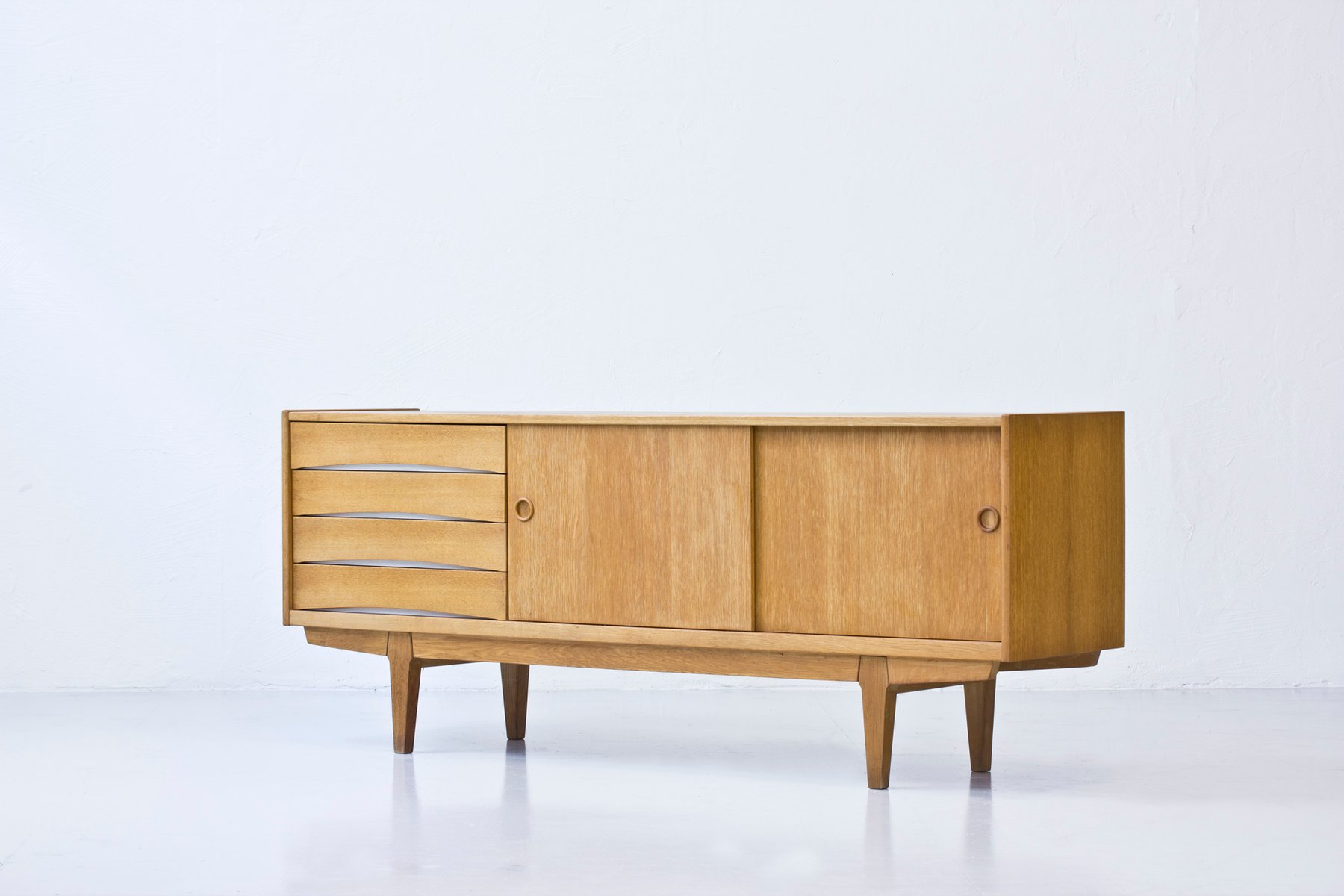 ulv sideboard by eric w rtz for ikea 1950s for sale at pamono. Black Bedroom Furniture Sets. Home Design Ideas