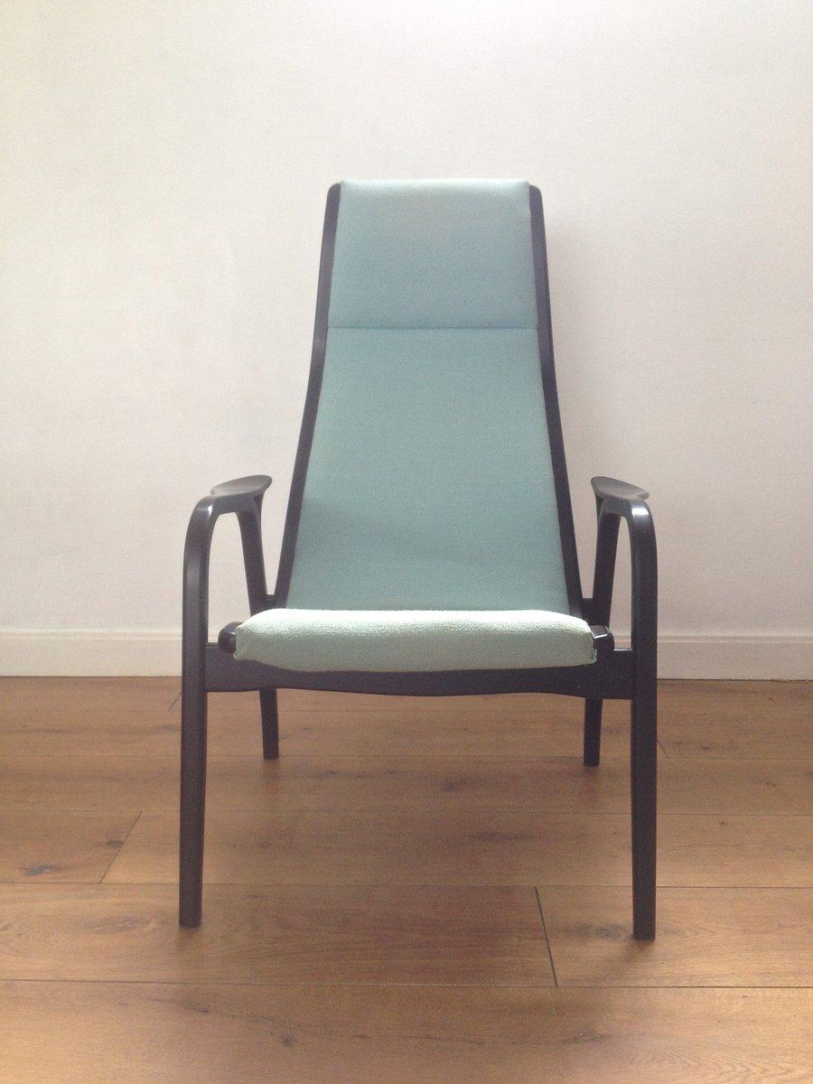 Great Swedish Lamino Chair By Yngve Ekström For Swedese, 1960s