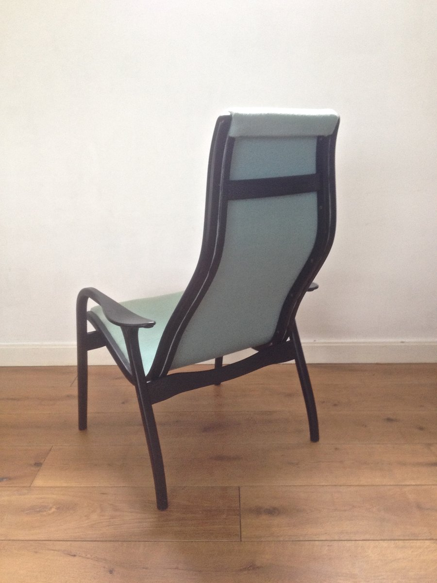 Swedish Lamino Chair by Yngve Ekström for Swedese, 1960s for sale at Pamono