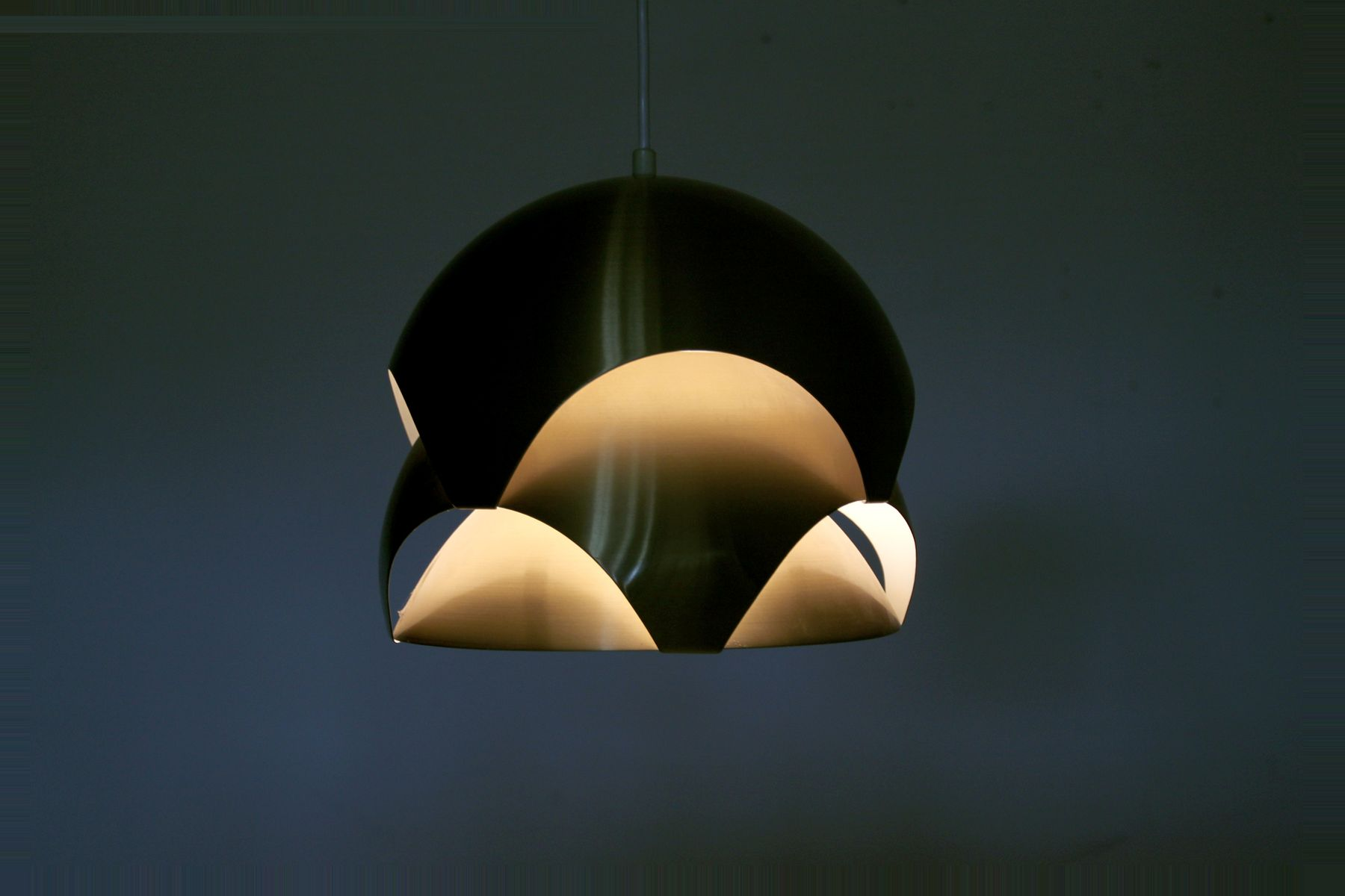 S 14075 Cone Pendulum Ceiling Light By Sven Ivar Dysthe