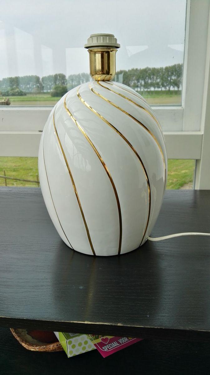 italienische tischlampen aus keramik 1970er 2er set bei pamono kaufen. Black Bedroom Furniture Sets. Home Design Ideas