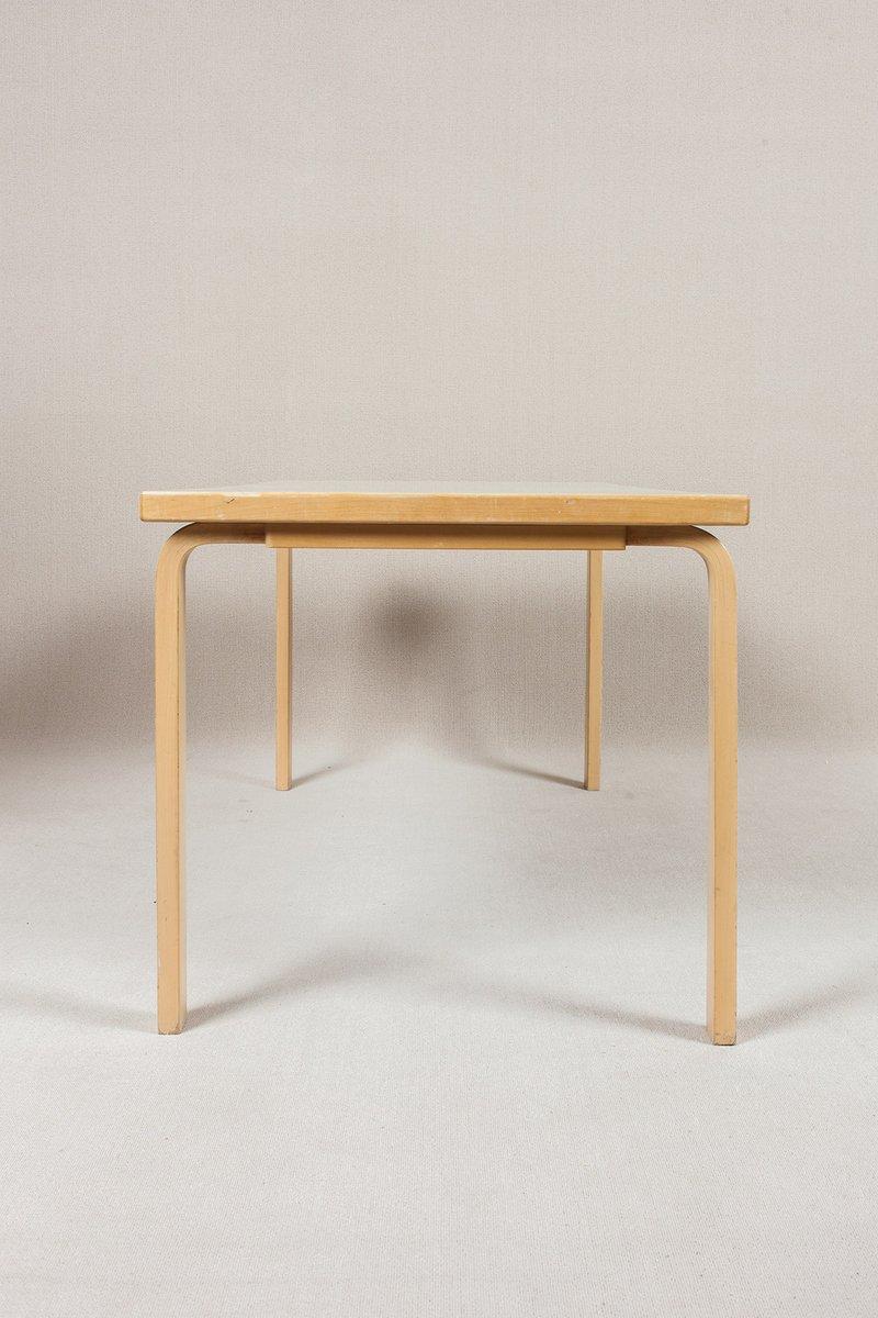 82A Table By Alvar Aalto For Artek
