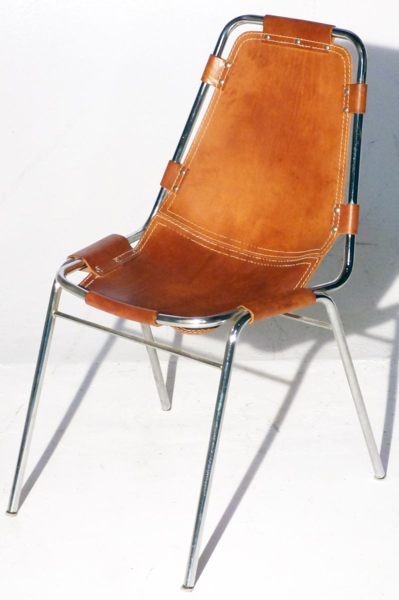 Les Arcs Chair By Charlotte Perriand For Sale At Pamono