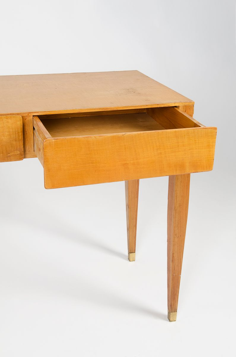 schreibtisch von gio ponti f r dassi 1953 bei pamono kaufen. Black Bedroom Furniture Sets. Home Design Ideas