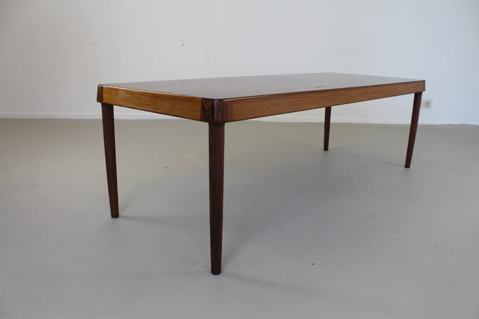 Scandinavian Rosewood Coffee Table For Sale At Pamono