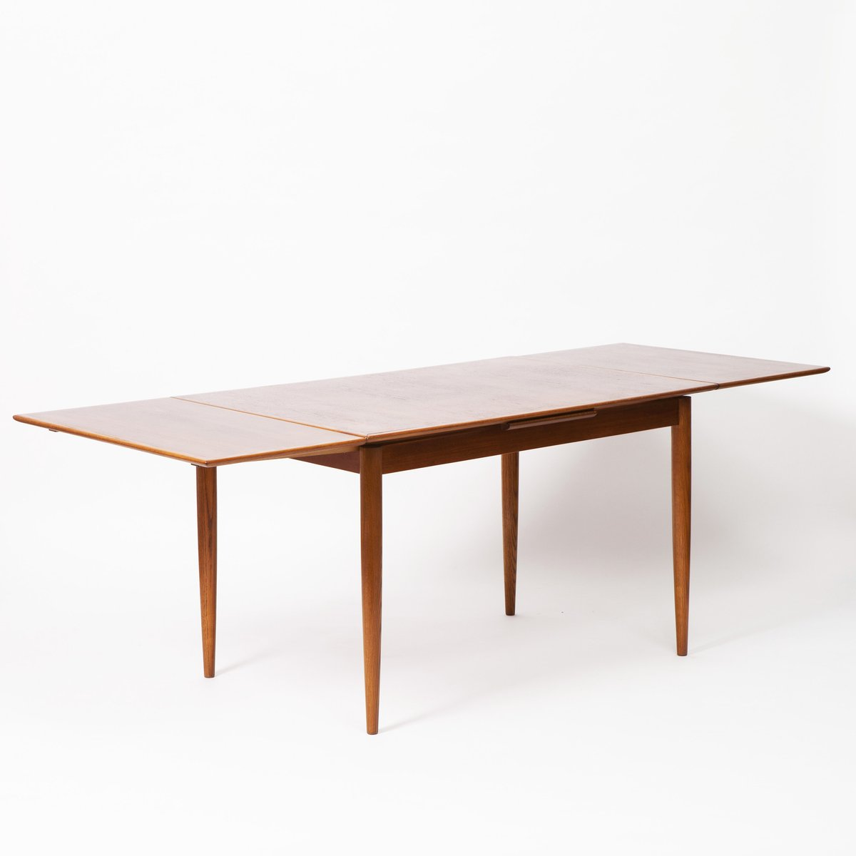 Danish Draw Leaf Dining Table For Sale At Pamono