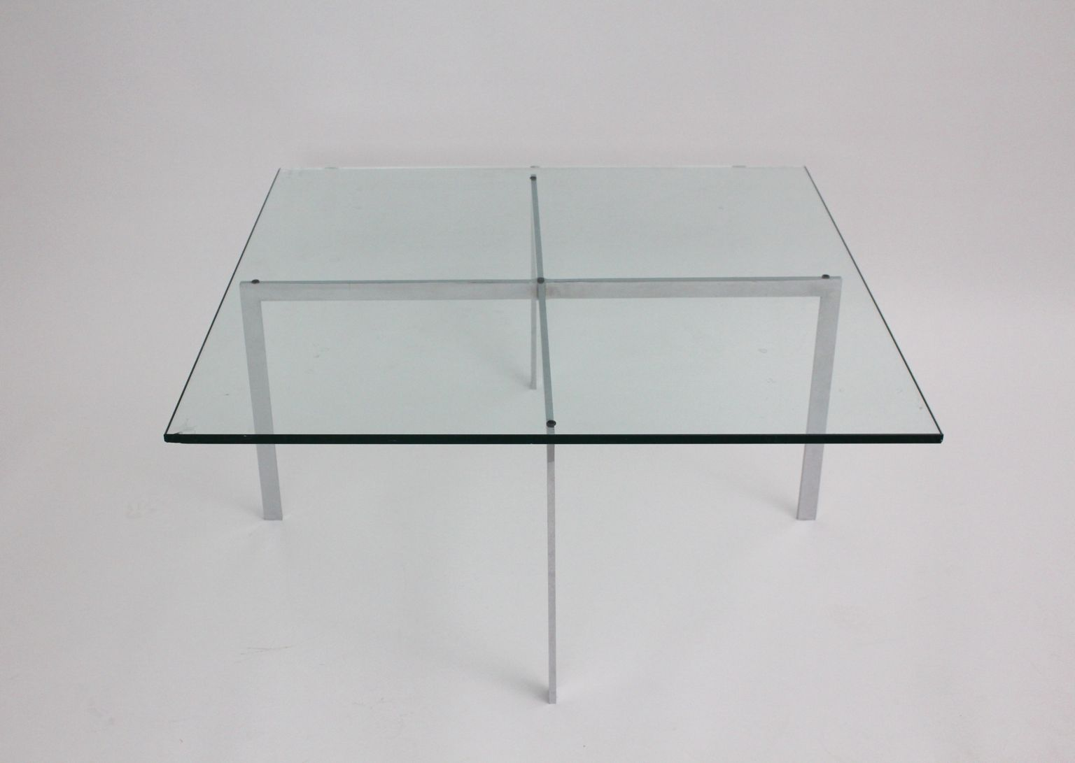 Coffee Table By Ludwig Mies Van Der Rohe For Knoll International 1970s For Sale At Pamono