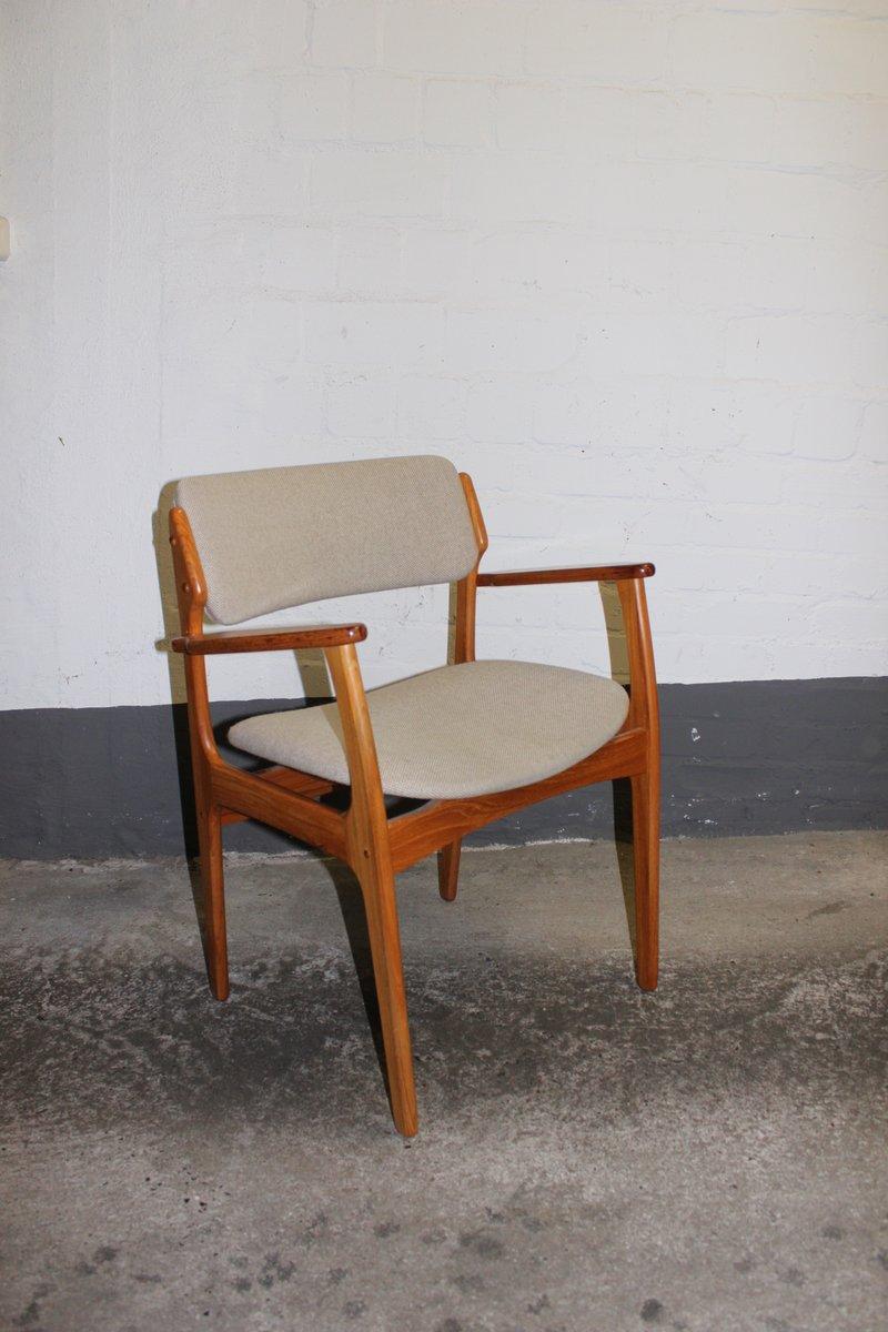 D nischer mid century modell 49 stuhl von erik buch f r o for Stuhl design buch