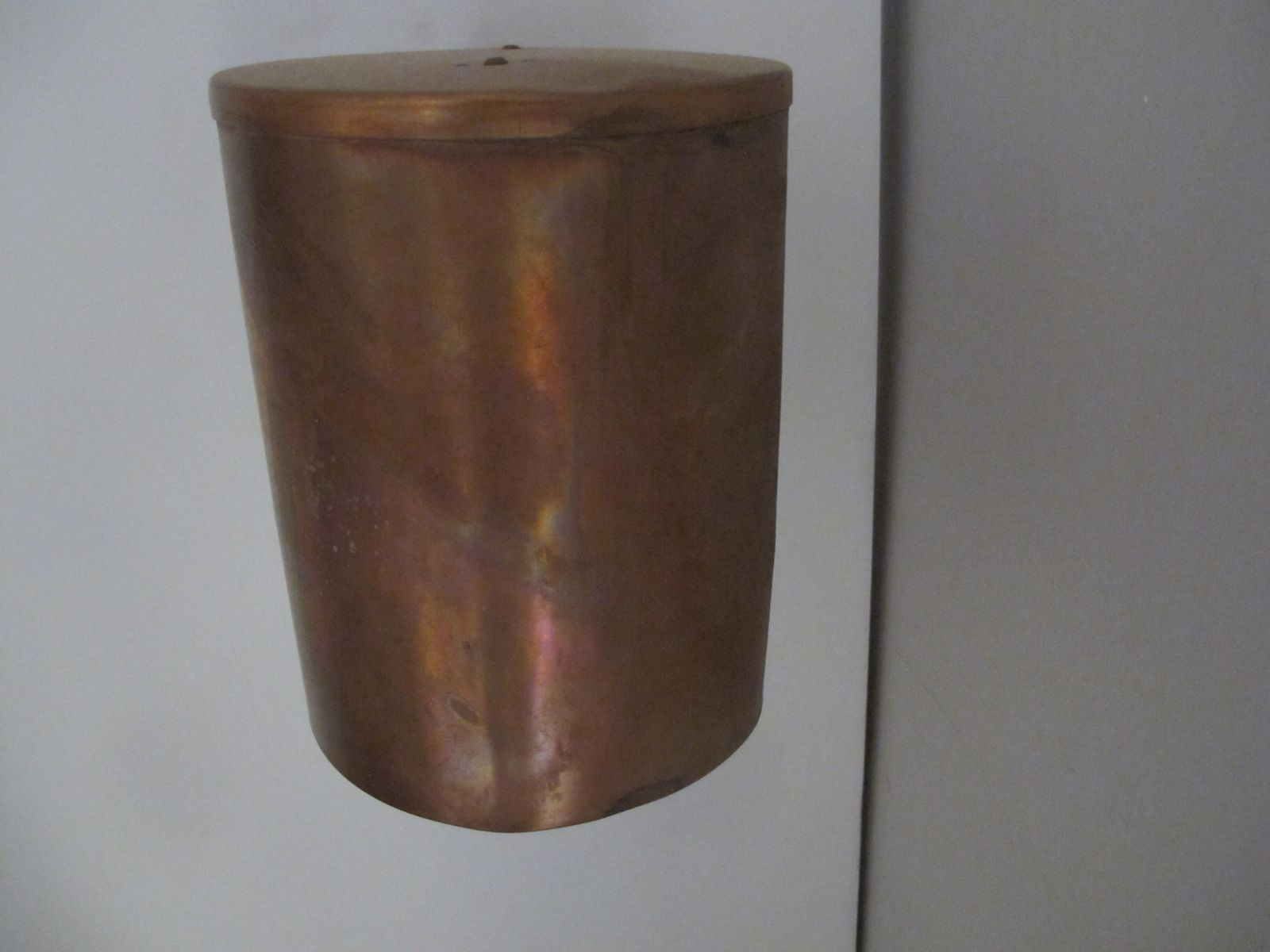 Swedish Copper Wall Lights from Falkenberg, 1970s, Set of 2 for sale at Pamono