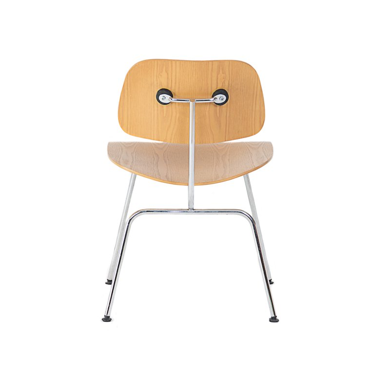 Sedie DCM di Charles & Ray Eames per Vitra, set di 2 in vendita su ...