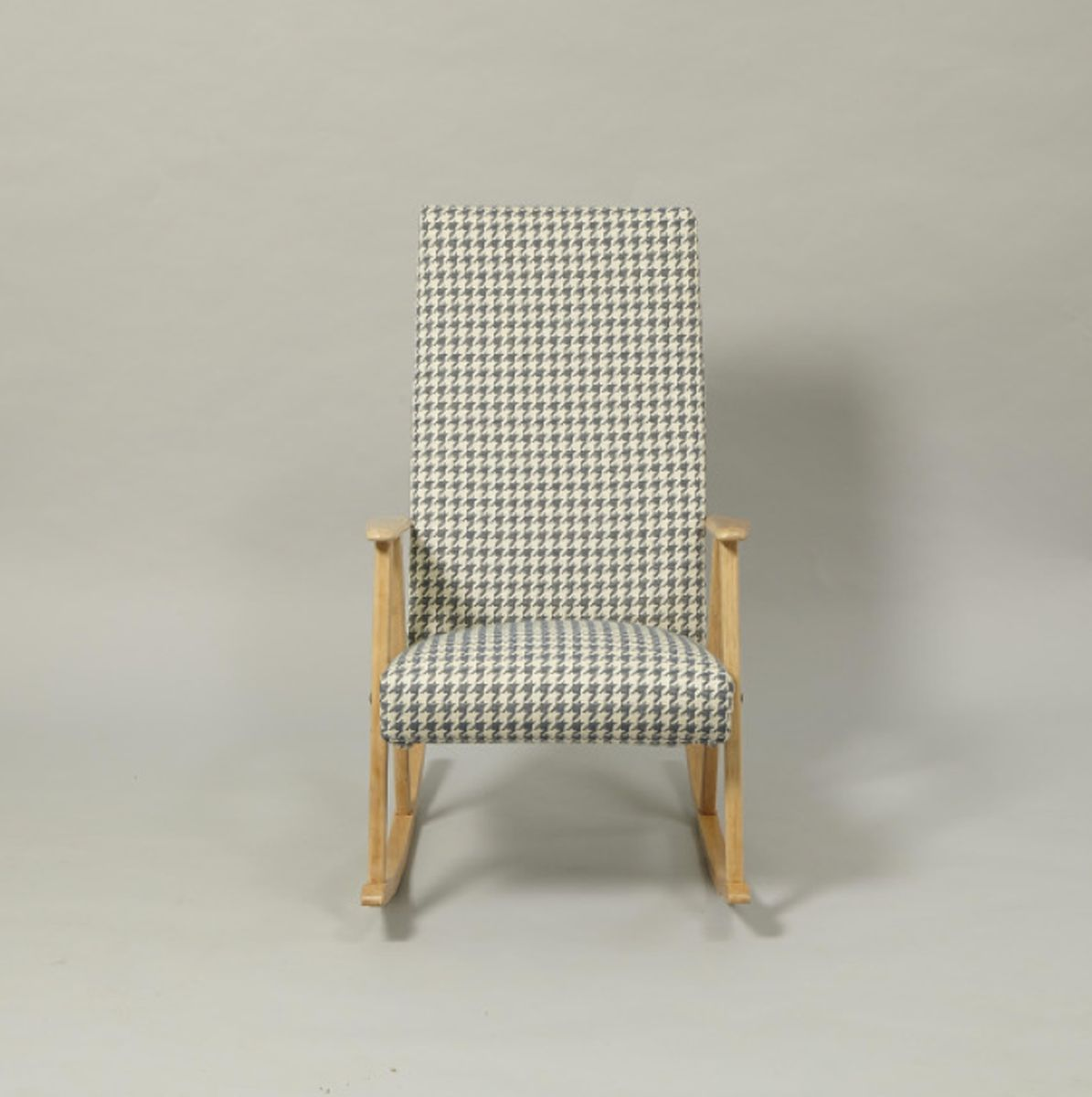 Mid-Century Swedish Beech Rocking Chair from Johanson Design for sale ...